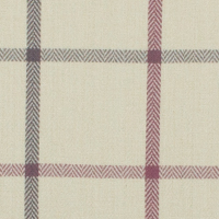 Heather Woven Herringbone Window Pane